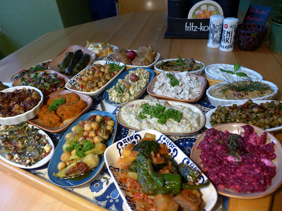 Türkische Taverne / Meyhane